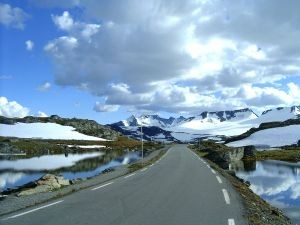 road-snow