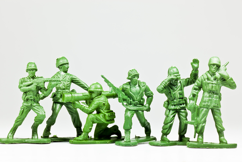 Toy-Soldiers