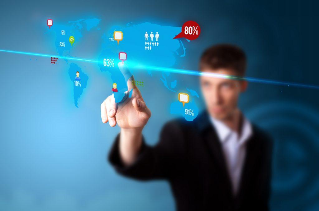 bigstock-Businessman-pressing-social-me-25559501